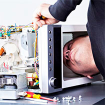 Home Microwave Repair Service