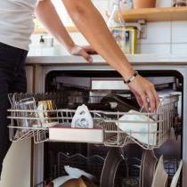 Dishes don't get clean in dishwasher