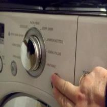 Washer won't turn on