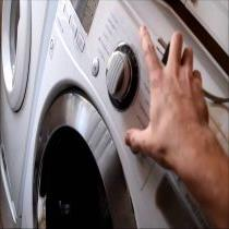 Washing machine won't turn off