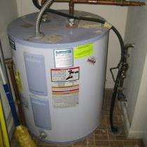 Water heater no hot water